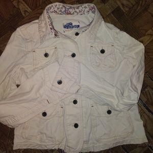 Polo Jeans Co DENiM Jacket white wash